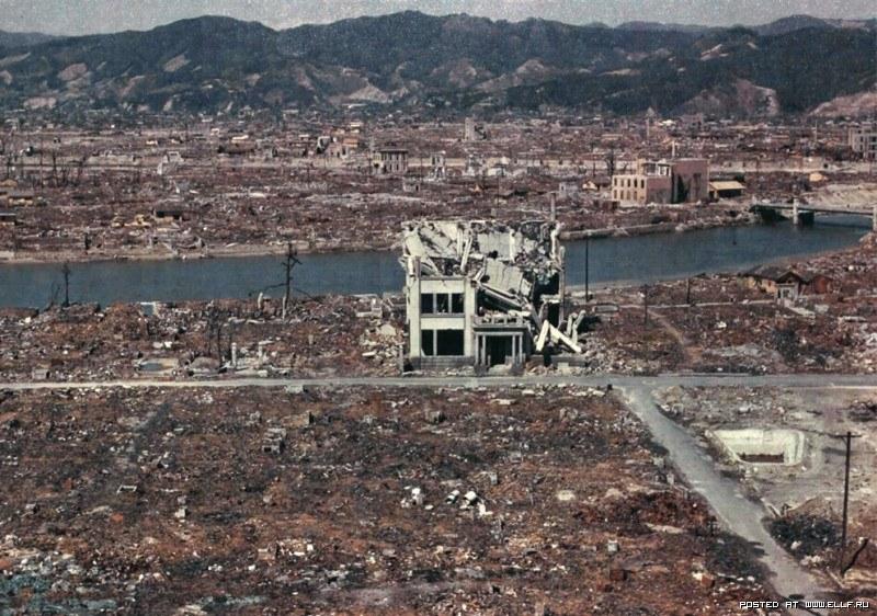 «Истинное христианство»: надо ли было скидывать атомную бомбу на японцев?
