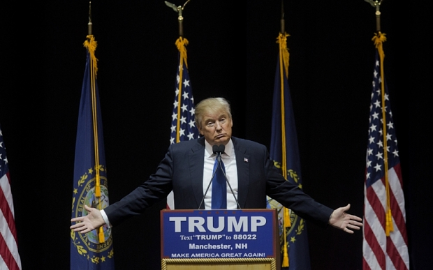 Presidential Candidate Donald Trump Holds New Hampshire Campaign Events