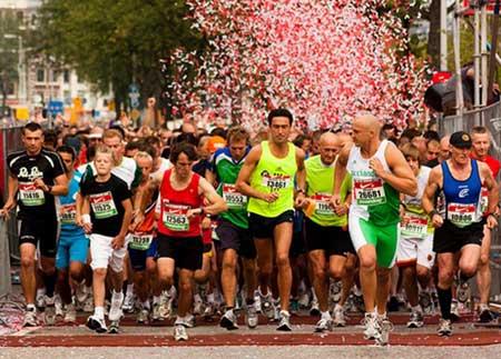 16 фактов о марафонах