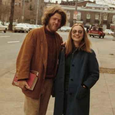 Хиллари Клинтон: любовь или политика?