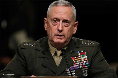 6 фактов о будущем министре обороны США  — Джеймсе Маттиcе