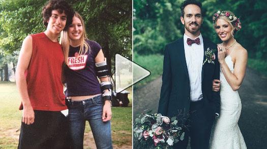 Звонок телефона, прервавший суицид, стал причиной брака