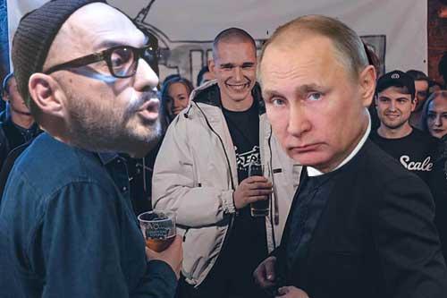 Рэп Баттл: Мс Silver vs Dj Putin
