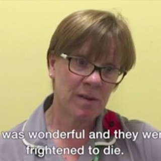 Nurses reveal people's last words before they die