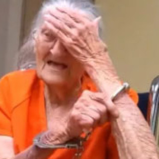 арестовали пенсионерку
