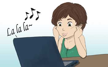 музыка интернете