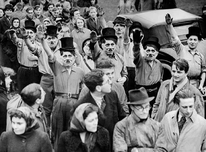 нацисты англии