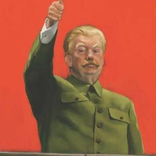 Трамп Сталин