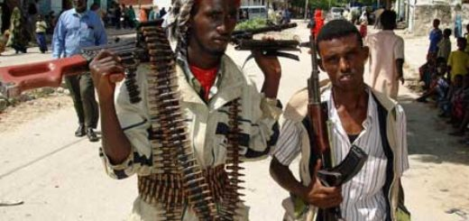 сомали пираты