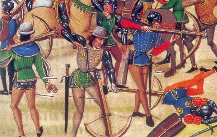 Арбалет — средневековое орудие Судного Дня?