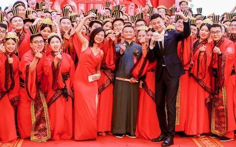 Основатель Alibaba Джек Ма говорит, что сотрудники должны заниматься сексом шесть раз за шесть дней