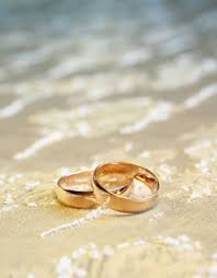 Как носить обручальные кольца
